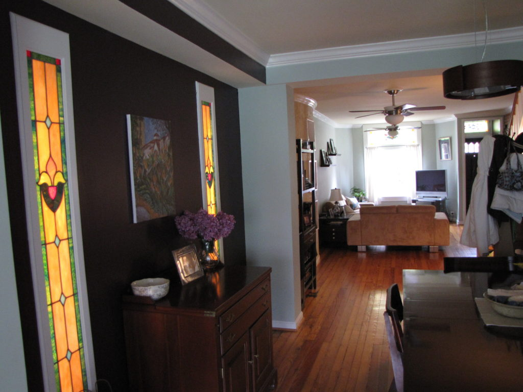 Baltimore Maryland Interior Home Painting