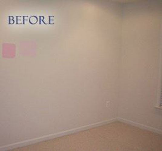 Rockville maryland residential painting and trim services