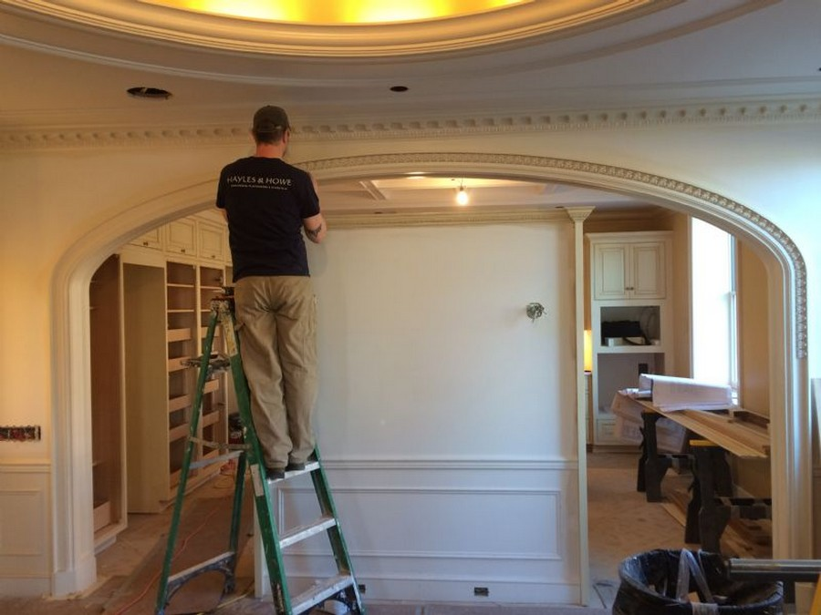 baltimore maryland federal hill interior painting service
