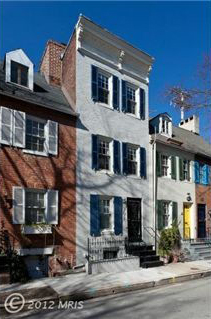 Baltimore Maryland Mt. Vernon Exterior Painting