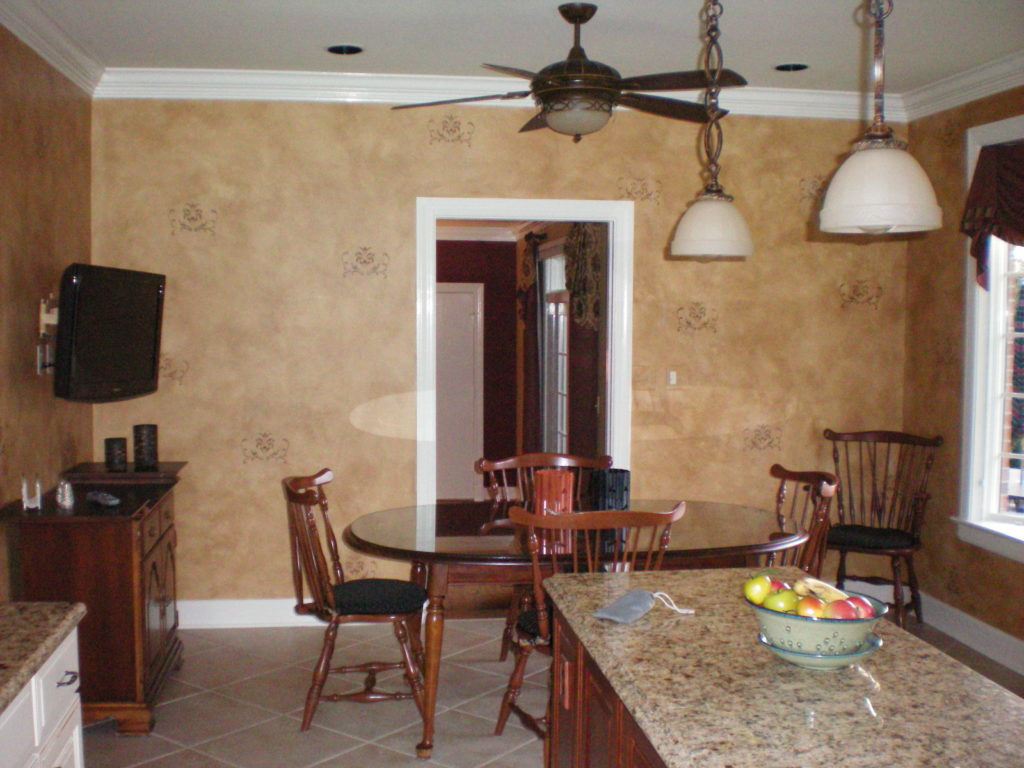 Brookeville Maryland residential painting services