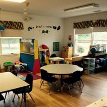 Clarksville maryland hilltop elementary school interior painting